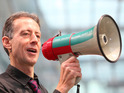 "Peter Tatchell claims that Whitney Houston had a ""lesbian partner""."