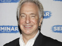 Alan Rickman will play Hilly Kristal in a new project from Randall Miller.