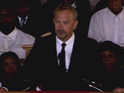 Kevin Costner was unsure about speaking out on the death of Whitney Houston.