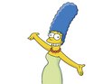 The Simpsons matriarch will mark the show's 25th anniversary with the new range.