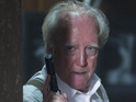 Scott Wilson's Hershel was intended to die, Glen Mazzara reveals.