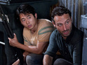 Rick, Glenn and Hershel come under siege as The Walking Dead continues.