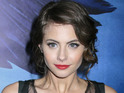 Willa Holland will play Oliver Queen's sister in The CW pilot Arrow.