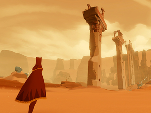 &#39;Journey&#39; screenshot