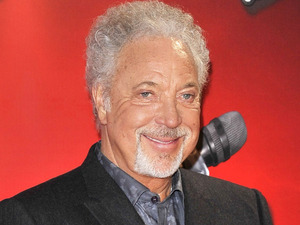 The Voice coach Tom Jones