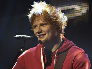 Ed Sheeran performs single &#39;Drunk&#39;. 