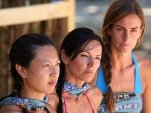 Survivor: One World Episode 2: Christina, Monica and Kimberly