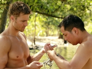 Survivor: One World Episode 2: Matt and Jonas