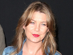Ellen Pompeo Roc Nation Pre-Grammy Brunch at Soho House West Hollywood, California