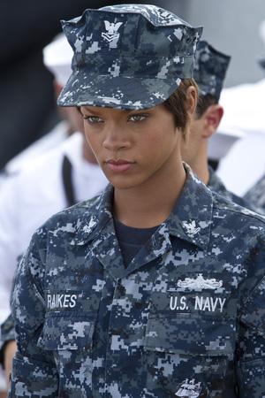 Rihanna in 'Battleship'