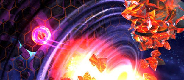 Super Stardust Delta - PS Vita