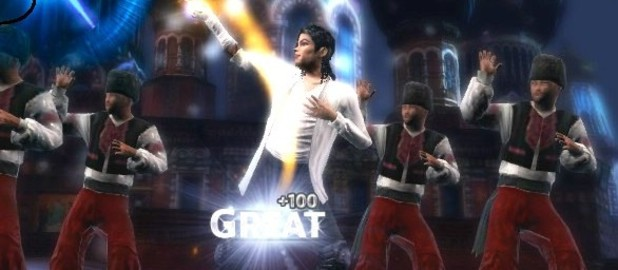 Michael Jackson The Experience HD - PS Vita