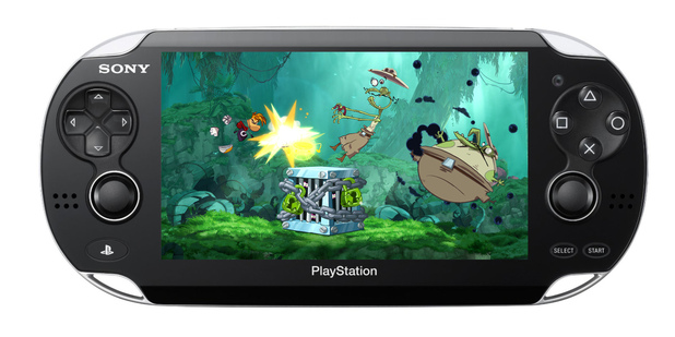 Rayman Origins (Vita Screenshot)