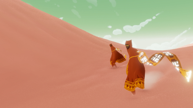 Gaming Review: Journey