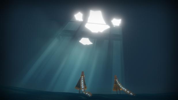 'Journey' screenshot