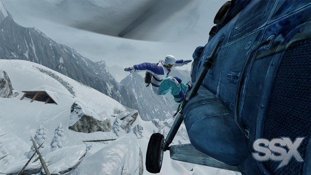Gaming Review: SSX