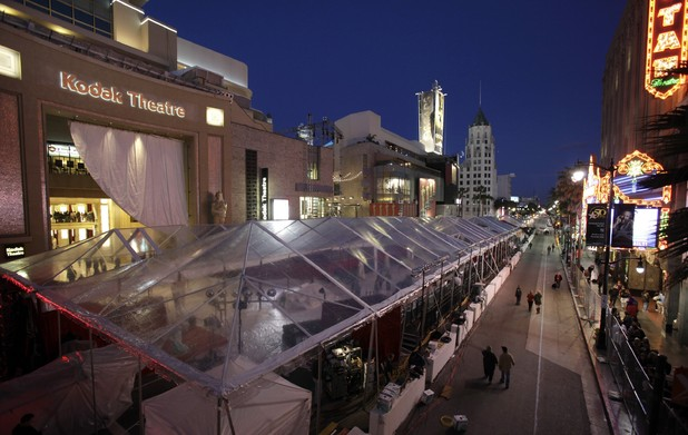 Hollywood's Kodak Theatre