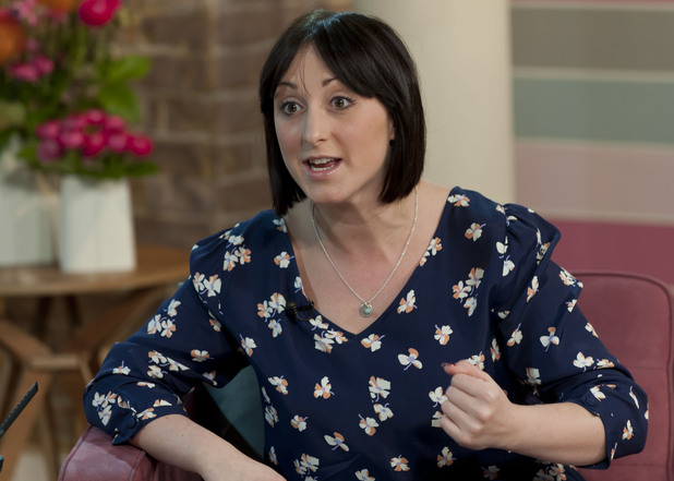 Natalie Cassidy on This Morning