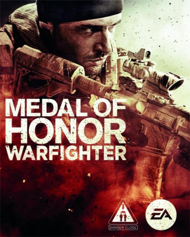 &#39;Medal of Honor: Warfighter&#39; pack shot