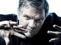 Meat Loaf says that he uses a special device to talk to ghosts.