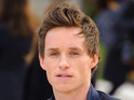Eddie Redmayne shows a glimpse of the barricades in a new clip.