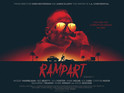 Have a look at the world exclusive online-only retro poster for Rampart.