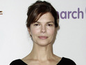 Jeanne Tripplehorn rejects Mandy Patinkin's accusations about the series.