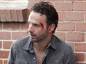 The tension between Rick and Shane comes to a head on The Walking Dead.