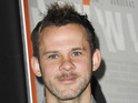 "Dominic Monaghan alleges to a Twitter follower that Matthew Fox ""beats women""."