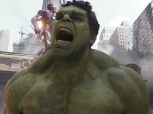 The Avengers trailer