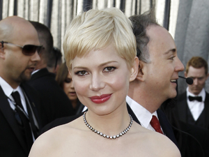 Michelle Williams, Oscars 2012