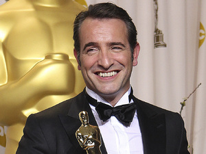 Jean Dujardin, Oscars 2012