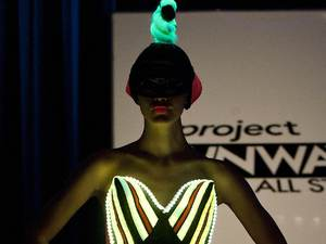 Project Runway All Stars Episode 9 - Mondo Guerra's design