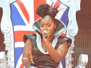 The X Factor Live Tour 2012 at Manchester Arena: Misha B