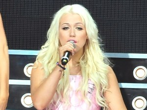 The X Factor Live Tour 2012 at Manchester Arena: Amelia Lily