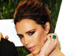 Victoria Beckham, Vanity Fair 2012