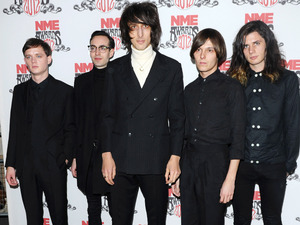 The Horrors, NME Awards 2012