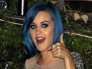 Katy Perry 2012 Vanity Fair Oscar Party at Sunset Tower Hotel - Outside Arrivals West Hollywood, California - 26.02.12