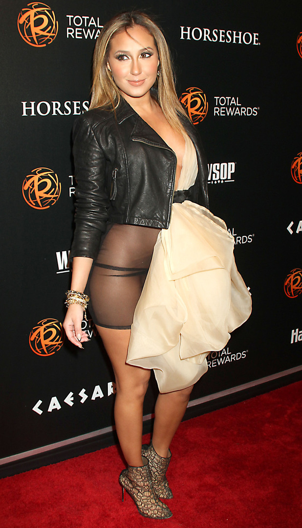 Adrienne Bailon: 'Wardrobe malfunction was terrible accident'
