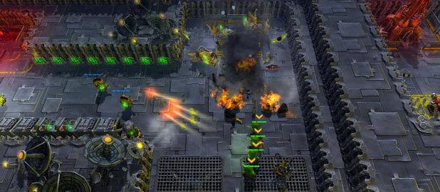 'Cannon Fodder 3' screenshot