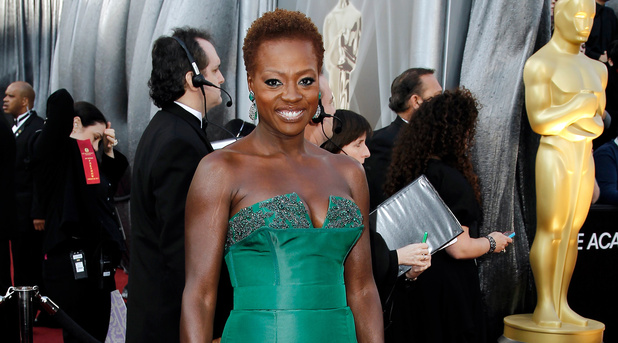 Viola Davis, Oscars 2012