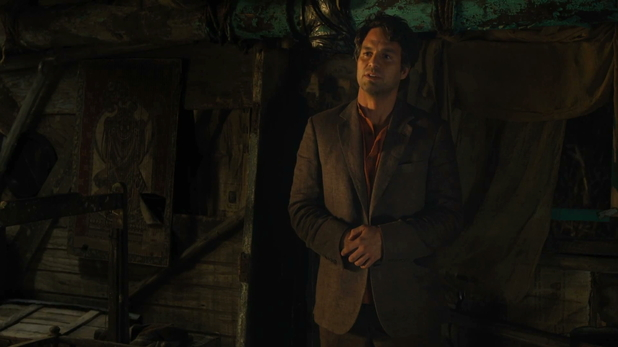 Mark Ruffalo makes his debut as Bruce Banner, stepping in for Edward Norton.