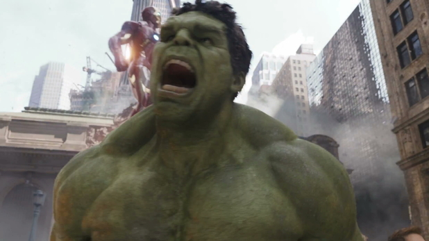 The Avengers trailer Hulk smash!