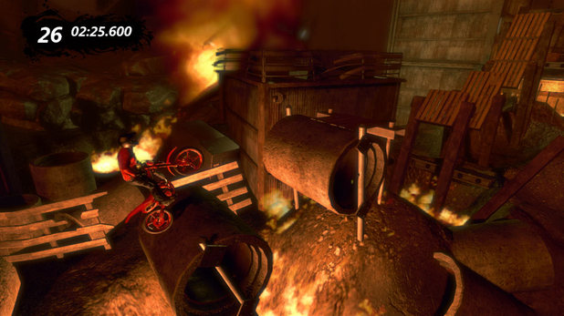 'Trials Evolution' screenshot