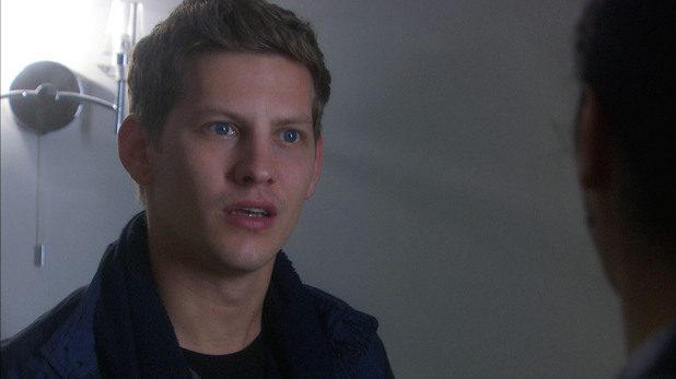 James Sutton as Jed Miller in Doctors