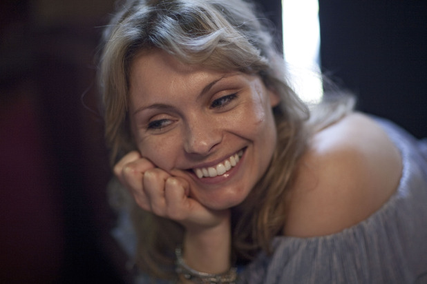 MyAnna Buring as Lilly in White Heat