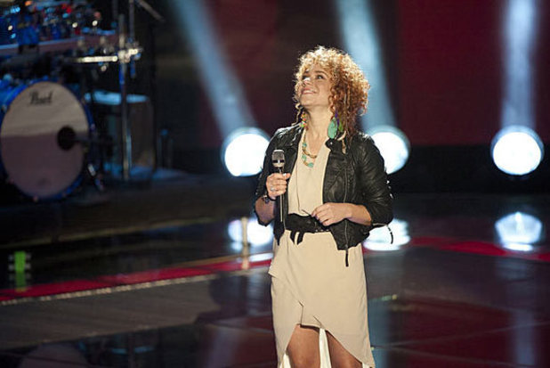 The Voice S02E05 - Blind Auditons - Whitney Myer