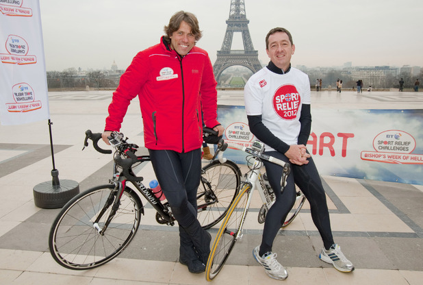 John Bishop's Week of Hell for Sport Relief