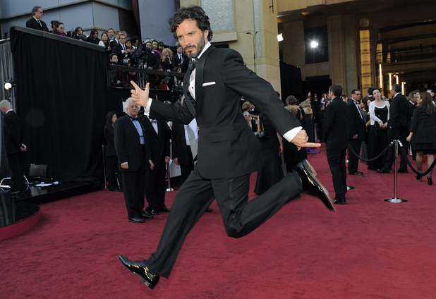 Bret Mckenzie at the 84th Academy Awards ceremony