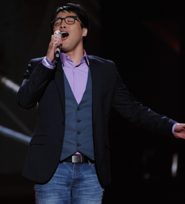 American Idol contestant Heejun Han